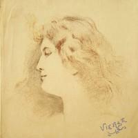 Portrait d e jeune femme