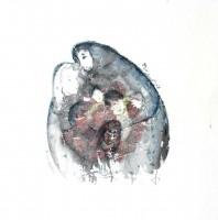 Amour maternel - Transfert - 19 x 19 >>> 05-2014