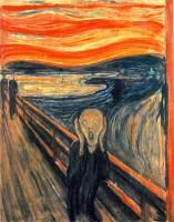 Edvar Munch Le cri