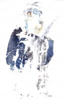 la musicienne >>> 24 x 32