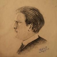 Portrait de Léon Mathot