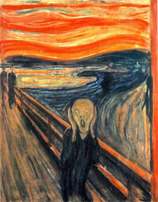 Le Cri d'Edvard Munch – Un écho aux cris d'une humanité en souffrance