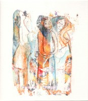 Trilogie Maternité 2 -Transfert - 19 x 19 >>> 2014