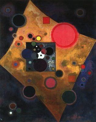 Wassily Kandinsky – l'oeuvre d'art enfant de son temps