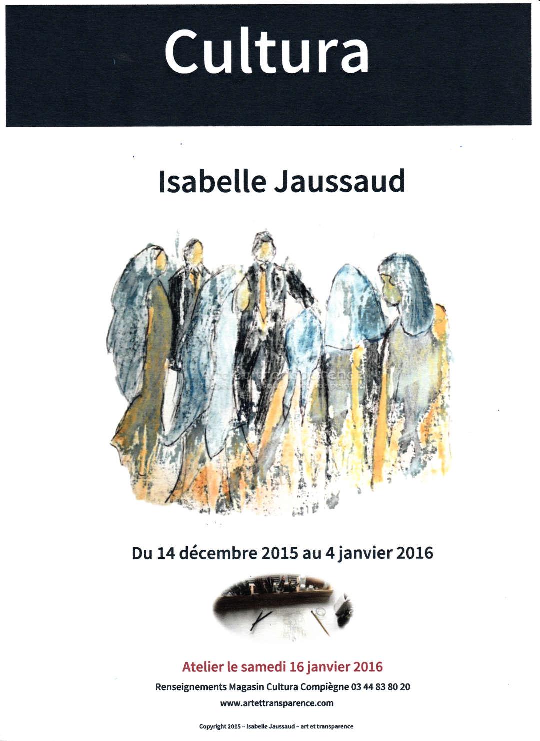 Exposition Cultura Compiègne décembre 2015